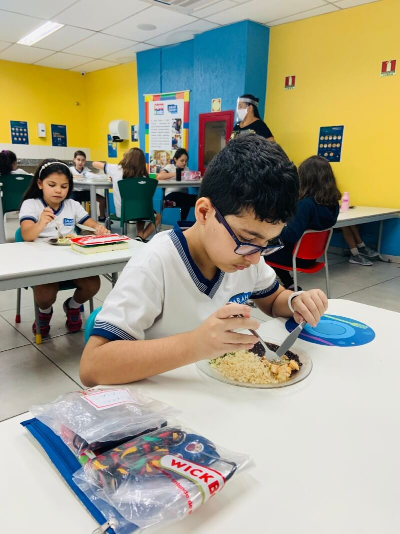 SD Tijuca - Ensino híbrido - almoço - Anos Iniciais(1)